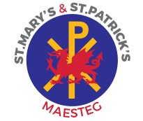 St. Mary's & St. Patrick's Catholic Primary School Logo